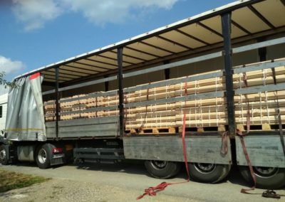 transport międzynarodowy